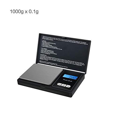 Accurate boeken elektronische weegschalen, keuken schalen en de schaal gewichtsverdeling digitale intelligente LED elektronisch,x0.1 G Kg