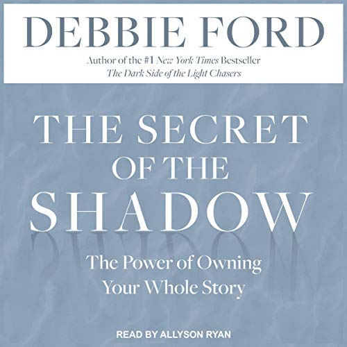 The Secret of the Shadow cover art