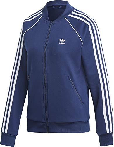 adidas SST Track Jacket, damen Felpa, dunkelblau, 36 EU (10 UK)