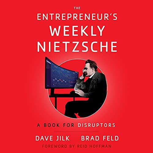 The Entrepreneur's Weekly Nietzsche cover art