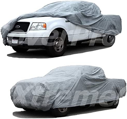 Car Cover fits Large special price !! 2020 2021 Ford 6.5ft SuperCab XTREM Bed F350 F250 Department store