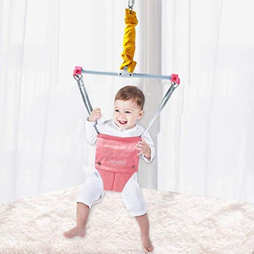 sprwater Baby Impara a Camminare Trainer , Baby Indoor Jumper , Baby Fitness Exerciser , Baby Jumper , Giocattolo educativo precoce
