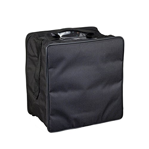 OMAX Vinyl Microscope Carrying Case 10'x6'x11' for G223E G223C G226C Stereo Microscopes