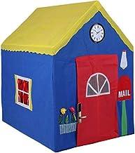SKEDIZ Indoor Outdoor Play My House Tent for Kids