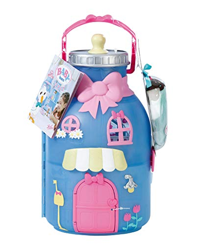 Zapf Creation 904145 BABY born Surprise Spielset Flasche, bunt