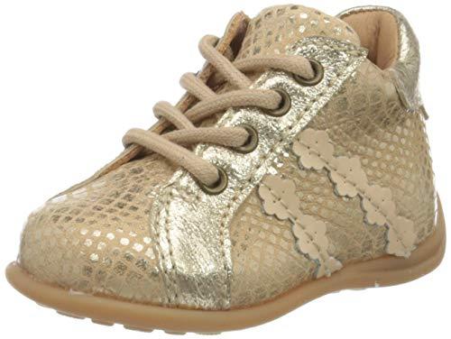 Bisgaard Baby-Mädchen Smilla Sneaker, Elfenbein (Creme 1110), 22 EU