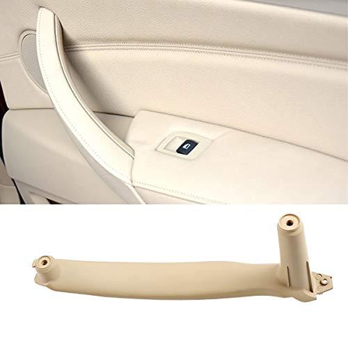 TTCR-II Compatibile con BMW X5 X6 Maniglia di tiro della porta,copertura interna della porta del passeggero lato destro del sedile posteriore(Compatibile con BMW X5 08-13 e X6 08-14)