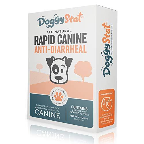 DoggyStat Dog Anti Diarrhea Supplement - Vet...