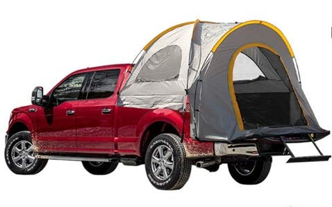 JKC Truck Tent/Pickup Truck Bed Camping Tent/Outdoor Camping Truck Tent