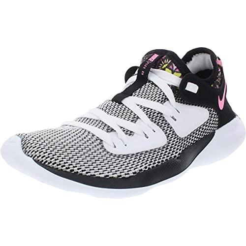 Nike Flex RN 2019 SE Women's Mesh Athletic Running Sneakers White Size 5.5
