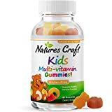 Best Gummy Multivitamin For Kids - Gummy Vitamins for Kids Immune Support - Children's Review