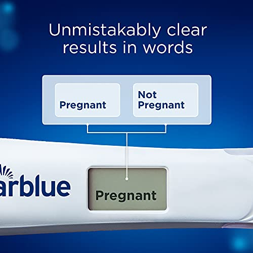 Pregnancy-Test-Clearblue-Digital-Ultra-Early-10mIUml-No-Test-Can-Tell-You-Sooner–2-Digital-Tests