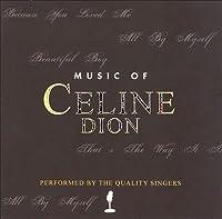 Music of Celine Dion