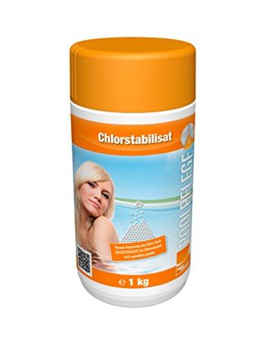 Steinbach Poolchemie Chlorstabilisat Granulat, 1 kg, Hilfsmittel, 0755601TD08