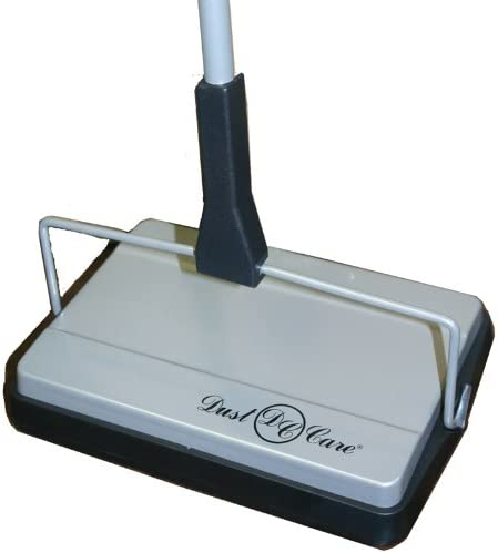 Dust Care DC 1001 Non Electric Grade w Commercial Carpet New color Sweeper Ranking TOP4