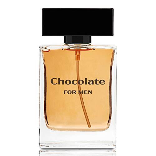 SERGIO NERO • CHOCOLATE Eau de Parfum für Männer/Herren/Homme in der 95ml Flasche (3.2 fl.oz.) • das süße Gourmetaroma für ihn