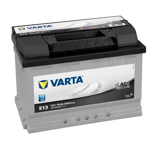 BATERÍA COCHE VARTA BLACK DYNAMIC 12V 70AH E13