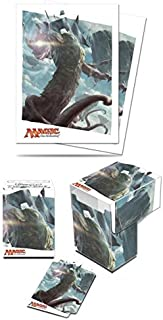 BUNDLE: Magic: the Gathering - Oath of the Gatewatch - Kozilek, The Great Distortion (Deck Box & 80 Sleeves)