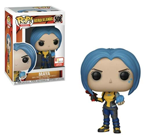 Funko Pop Games Borderlands Maya E3 2019 Exclusive Vinyl Fugure