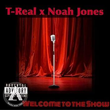 Welcome to the Show (feat. Noah Jones)