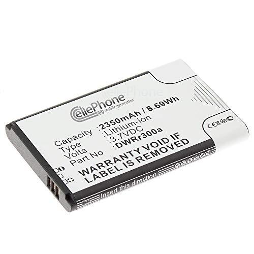 cellePhone Batteria Li-Ion Compatibile con D-Link DWR-720 B1 730 830 932 C1 (sostituita DWRr300a)