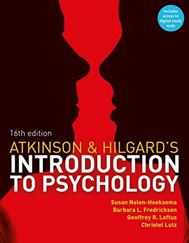 Atkinson & Hilgard's Introduction to Psychology: (with CourseMate and eBook Access Card)
