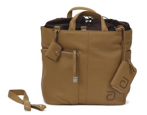 Allerhand AH-CC-TT-02 041 - Wickeltasche, City Charm Tara Tote Bag camel