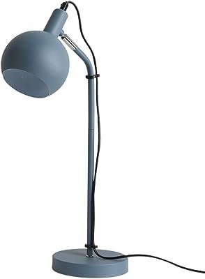 Versa 20960017 Lámpara Mesa Metal, 41,5x21,5x21,5cm, Metal ...