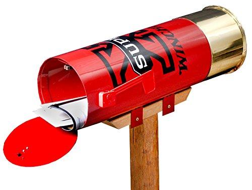 Rockin W Brand Winchester W2001 Super-X Shotshell Mailbox