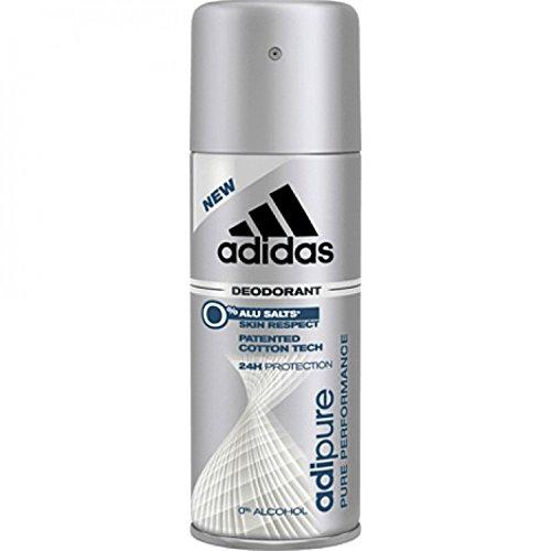 6* Adidas Deospray Deo Bodyspray 150ml Adipure 6*150ml