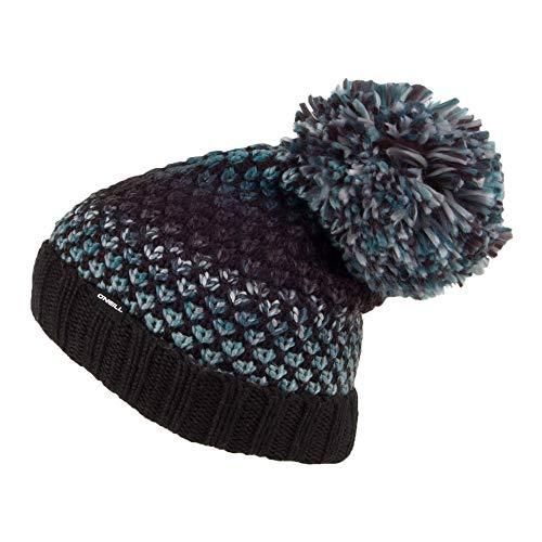 O'NEILL Bonnet Crescent Wool Mix - pour Femme - Noir - Taille Unique