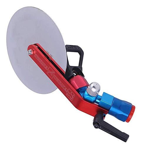 Guía de Pulverización Universal Deflector de Pintura Pulverizadora Bisel de Disco Accesorios de Pulverización Sin Aire de Alta Presión Boquilla Protector Contra Salpicaduras