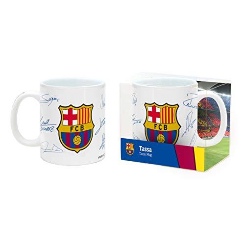 Taza Firmas FC Barcelona