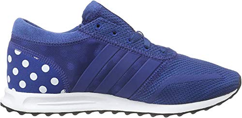 adidas Originals Damen Los Angeles Sneakers, Blau (Dark Marine/Dark Marine/FTWR White), 37 1/3 EU