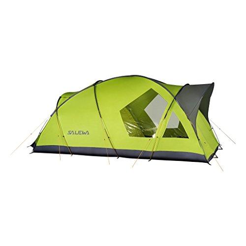 Salewa Unisex Zelt Alpine Lodge IV, cactus/grey, One Size, 00-0000005600