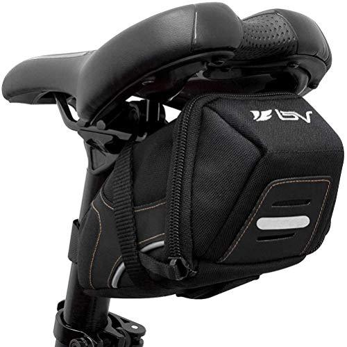Mazu Homee -Bicicleta serie Y correa de bicicleta bolsa de sillín de bicicleta/bolsa de asiento de bicicleta, (varias opciones de tamaño)
