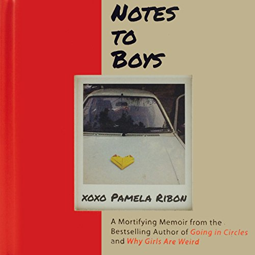 Notes to Boys audiobook cover art