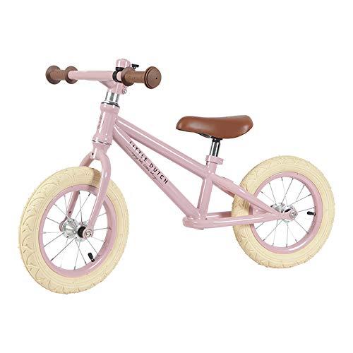 Little Dutch Walking Bike pink