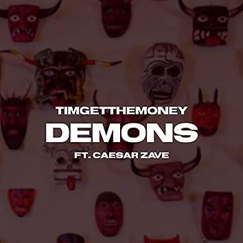 Demons (feat. Caesar Zave)