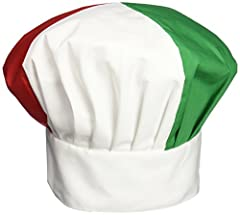 This item is a great value 1 per package Italian party item Hats - Novelty for festive occasions High Quality NOTE: It has a Velcro closure that enables one size to fit most.