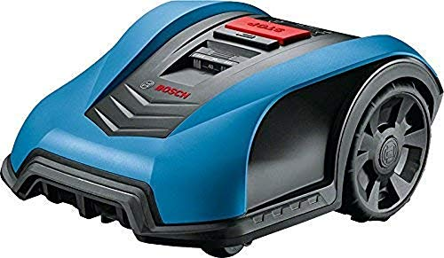 Bosch Cover für Mähroboter Indego 350/400, im Karton, blau