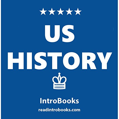 US History audiobook cover art