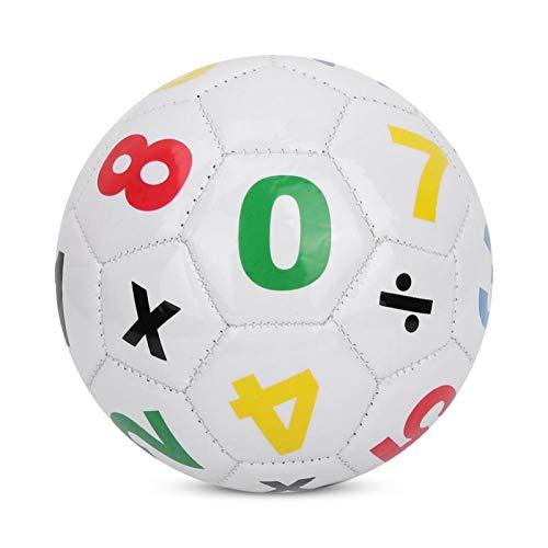 Fudax PVC Size 2 Soccer Ball, Children Soccer Ball, for...