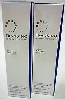 <お得な2本パック>トランシーノ 薬用ホワイトニング クリアローション 175mL入り×2本