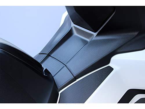 Uniracing 46612 Honda X-ADV '17-'20 Scratch Saver, Negro/Transparente