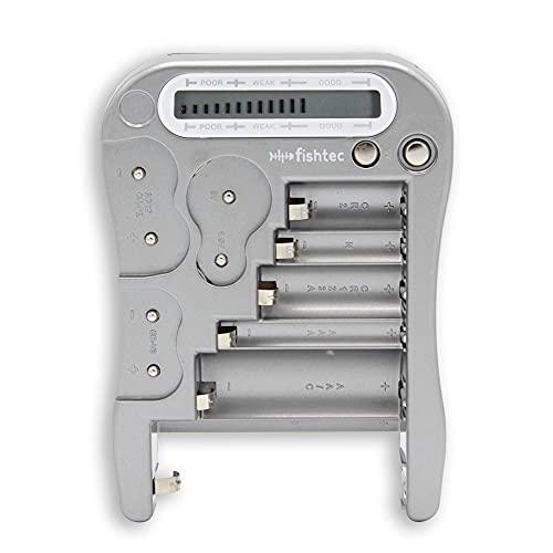 Probador de batería universal con pantalla digital