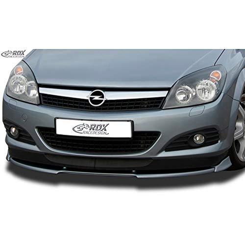 RDX Frontspoiler VARIO-X Astra H GTC & TwinTop Frontlippe Front Ansatz Vorne Spoilerlippe