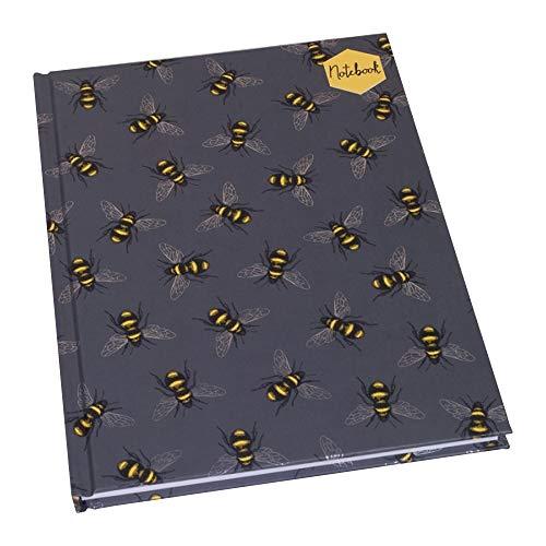 Bienen Notizbuch groß