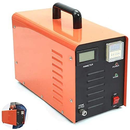 YLEI Generador ozono Comercial Profesional, ozonizador, 6g/h 220V Purificador de Aire de...