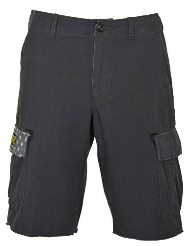 Polo Ralph Lauren Denim & Supply Men's Ripstop Cargo Shorts (30, Charcoal Grey)